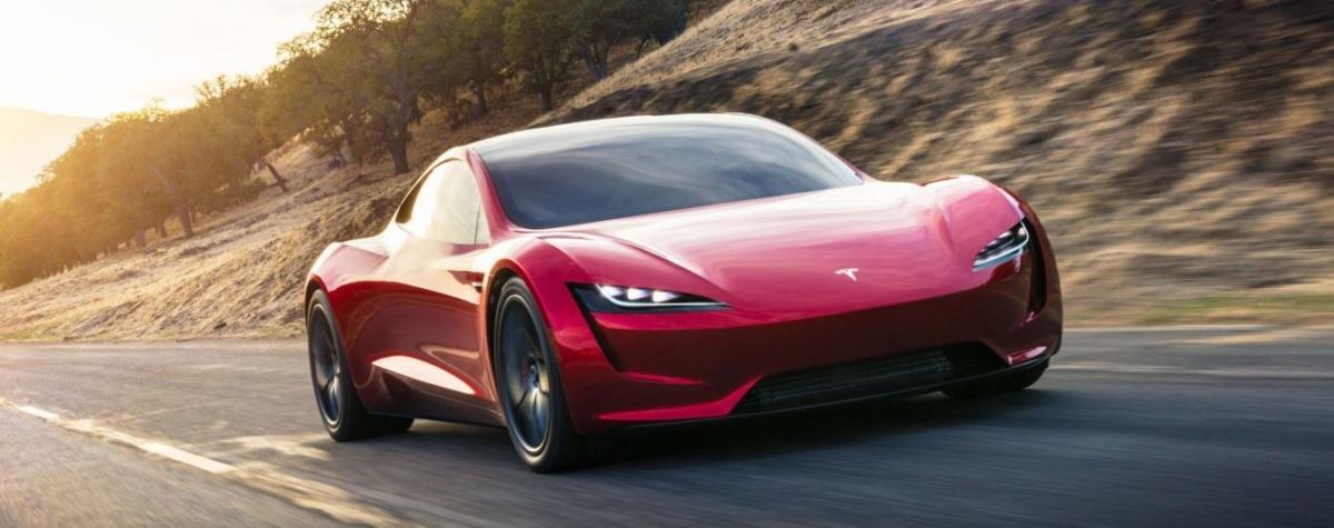 электромобили Tesla