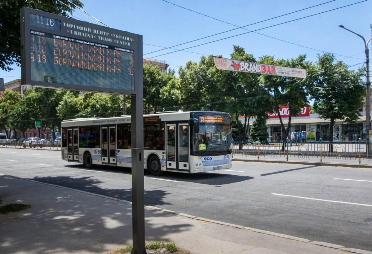 транспорт онлайн Украина