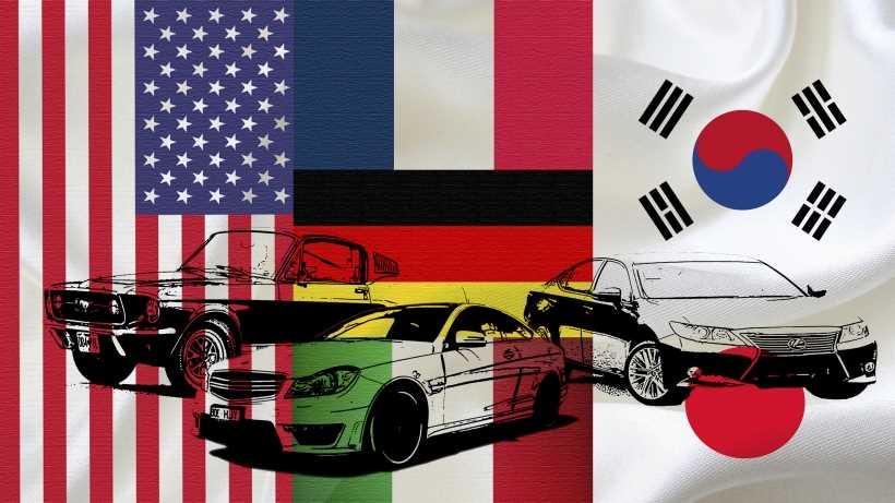 Японцы не покупают американские автомобили