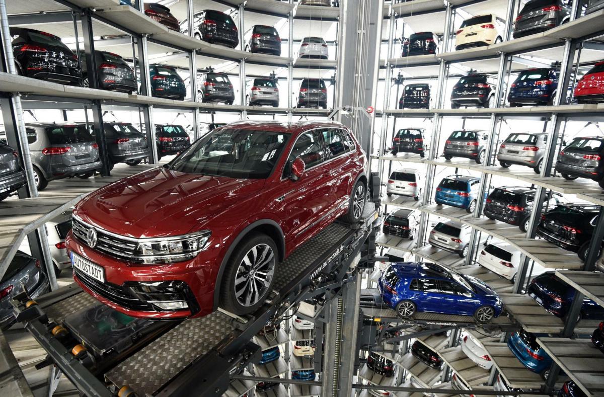 какие автомобили предпочитают покупать немцы 2019