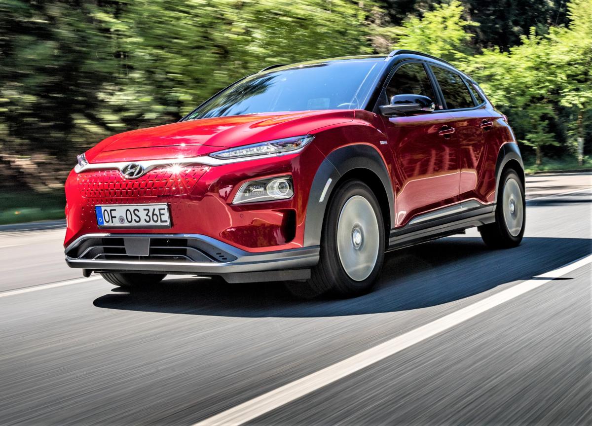 Электромобиль Hyundai Kona в Украине — сколько стоит и когда будет -  Автоцентр.ua