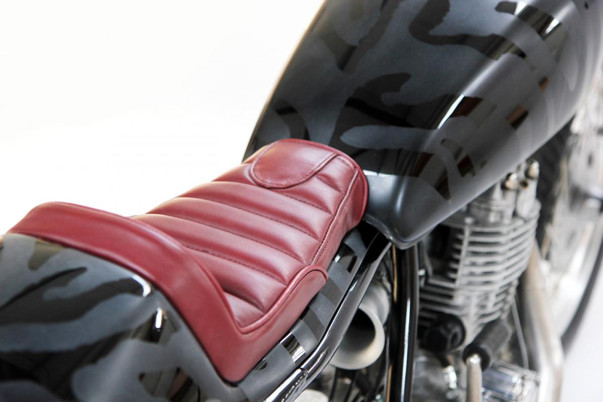 Как ухаживать за мотоциклетным сиденьем