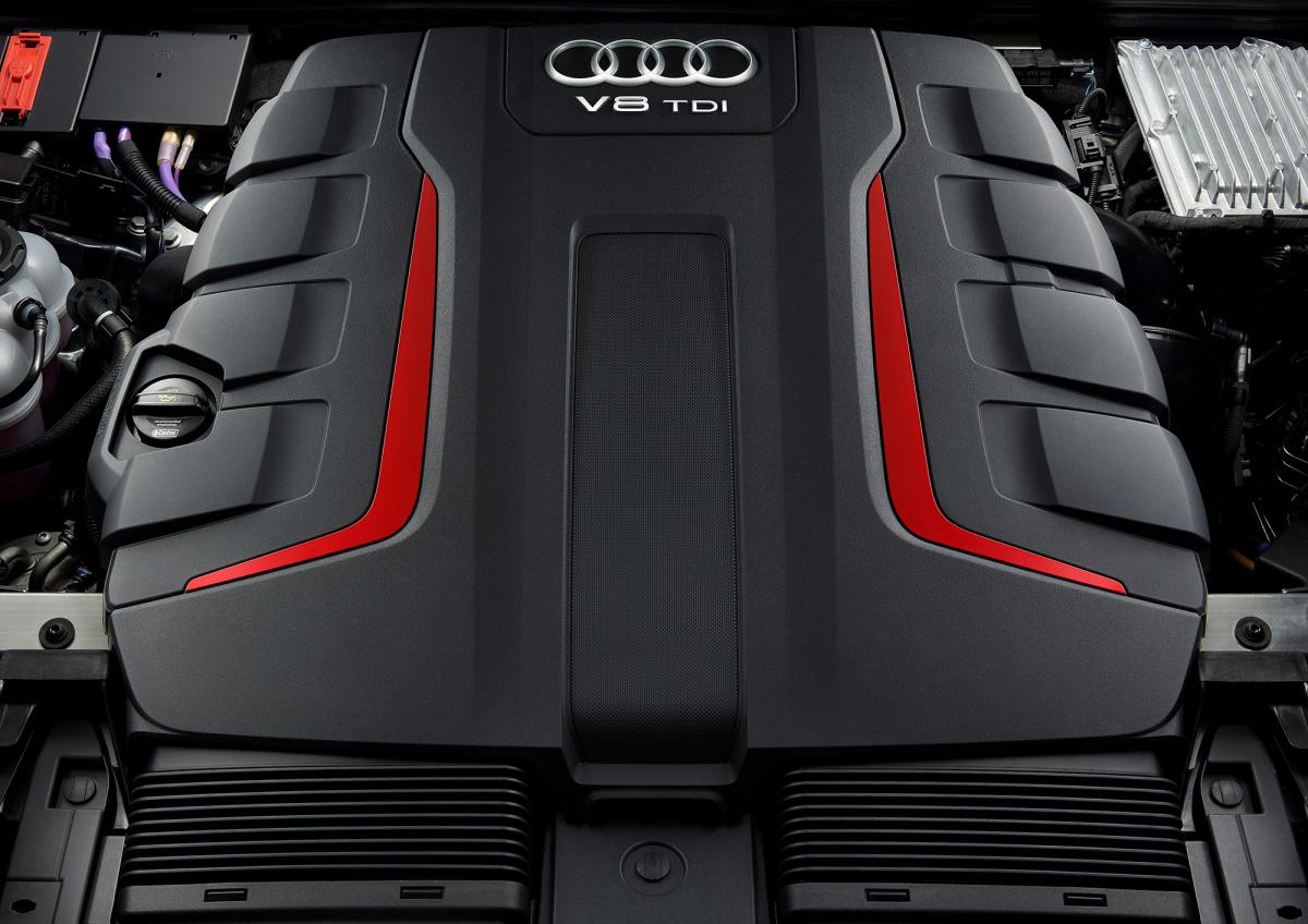 Audi SQ8 V8