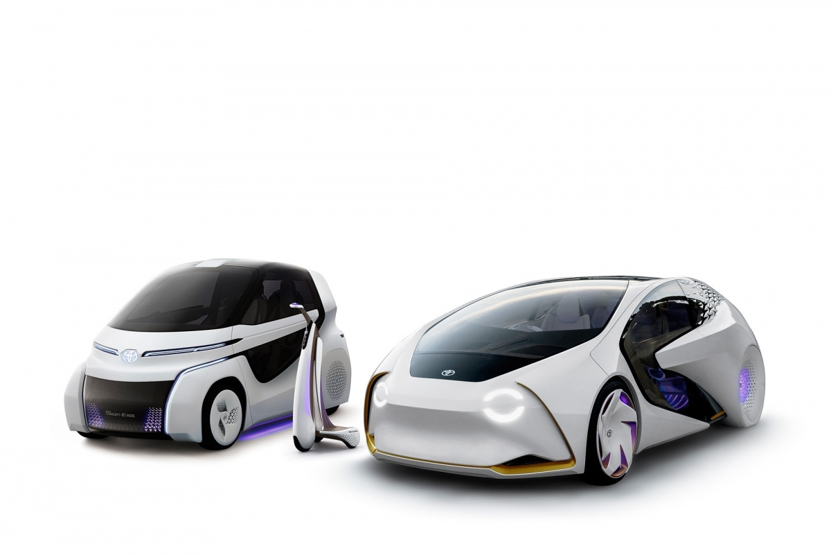 В 2020 году Тойота начнет массово выпускать электромобили
