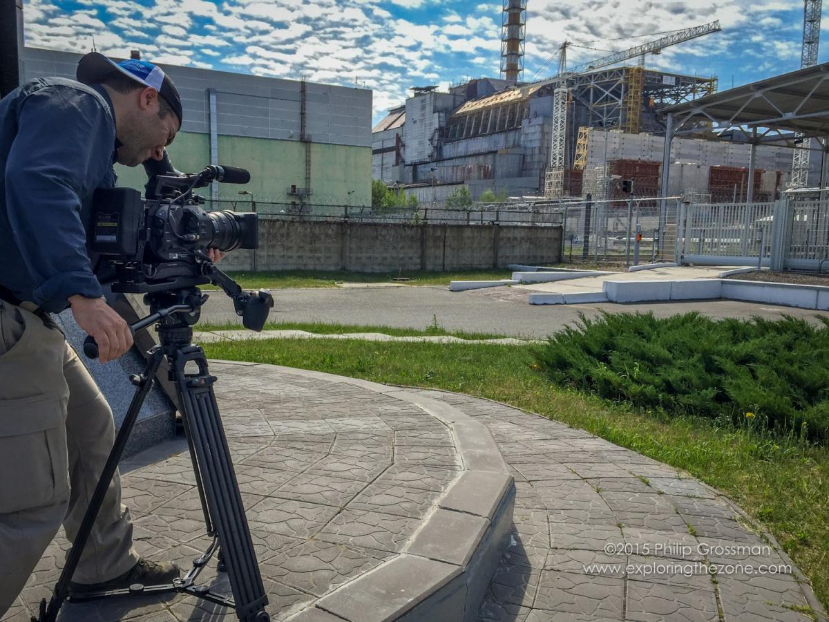 как снимали сериал Чернобыль