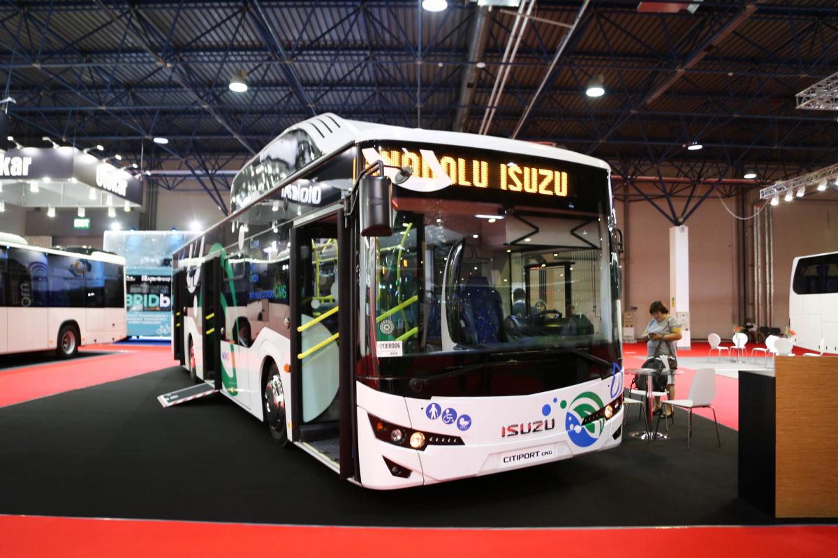 Busworld Central Asia 2019