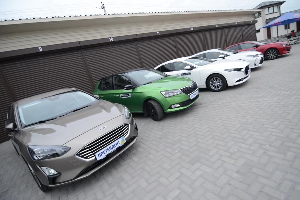 Автомобиль года в Украине