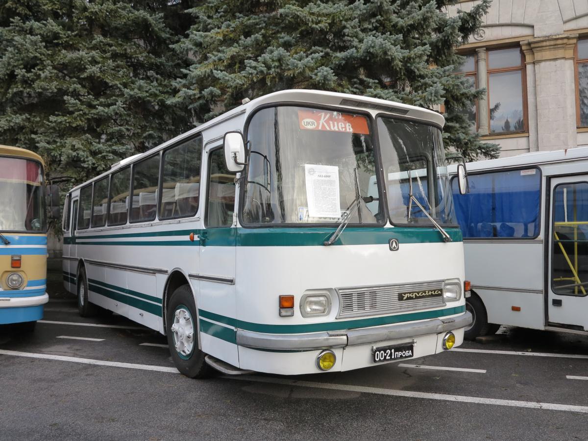 Отлично отреставрированный ЛАЗ-699Р