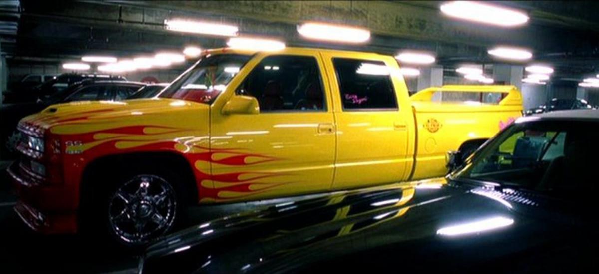 Chevrolet C-2500 Crew Cab Silverado
