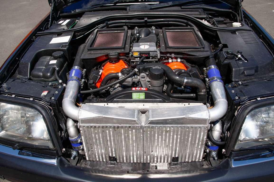Mercedes-Benz 600 SEL KO860