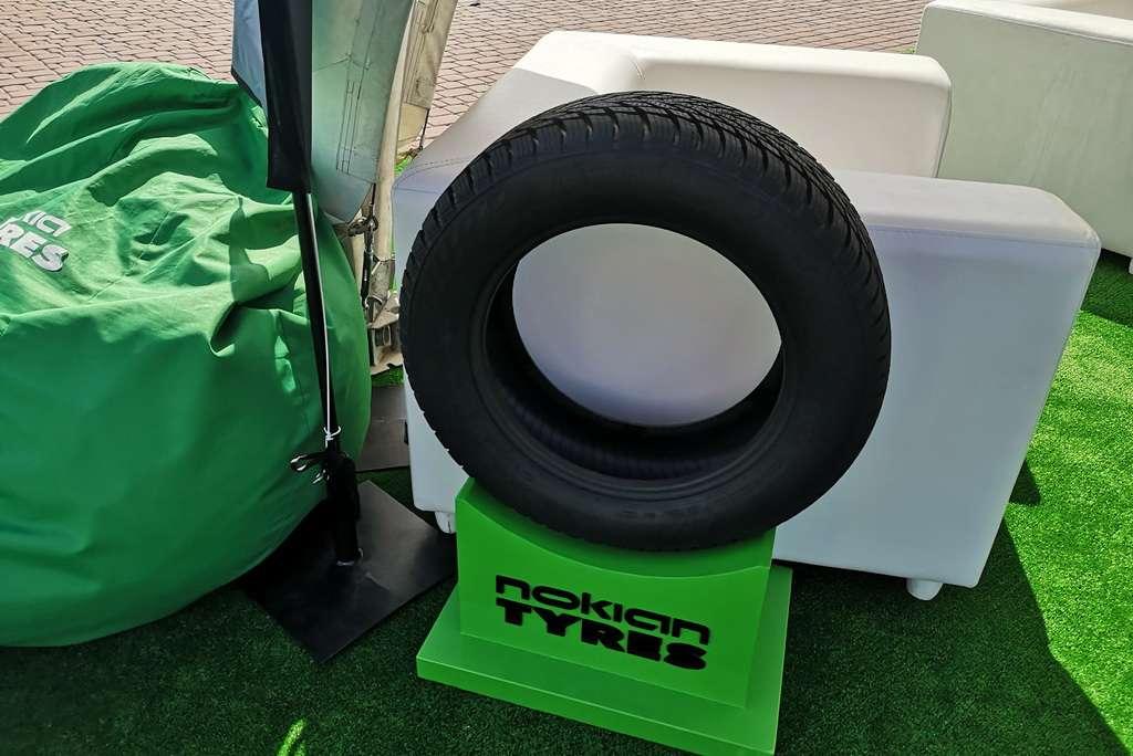 Nokian Tyres WR Snowproof