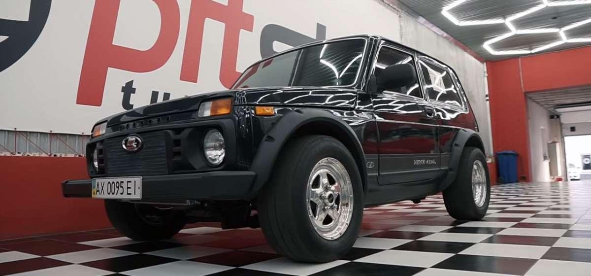 Lada Niva LSx Turbo 4×4