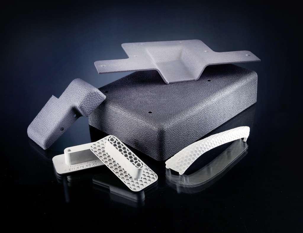 3D печать запчастей Mercedes-Benz