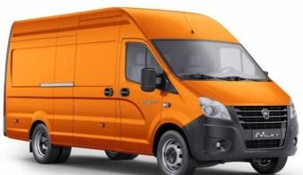 Цена на дизельный Gazelle NEXT фургон снижена до 579 900 грн.