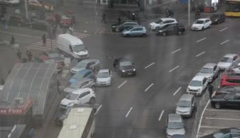 Как Киевская администрация с нарушителями парковки борется