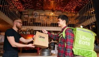 Uber Eats будет бесплатно доставлять еду на дом: как заказать