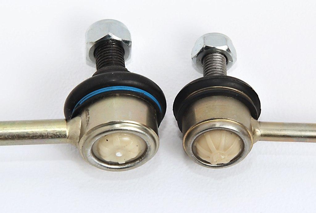 Разница в размерах обычного и усиленного шарнира стоек стабилизатора АТР