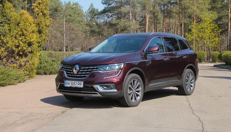 Тест-драйв Renault Koleos 2020: изучаем все отличия после обновления