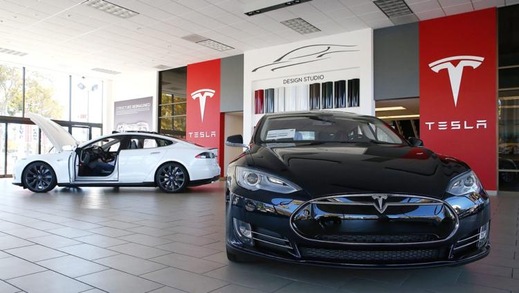 Tesla ставит рекорды по объёмам квартальных поставок электрокаров