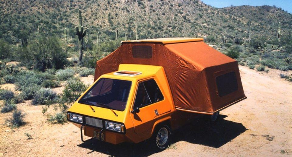 Как Volkswagen Transporter превратили в кемпер Phoenix Van