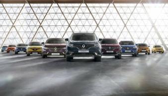 Renault снизил цены на автомобили в Украине на 30 000 - 70 000 гривен