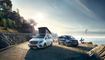Отправляйся в семейное путешествие вместе с Mercedes-Benz
