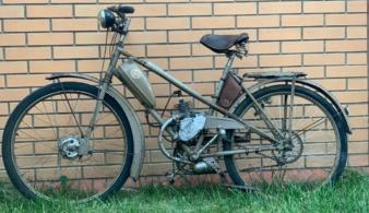 Найден уникальный артефакт Львовского мотозавода (видео)