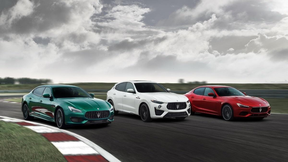 Maserati выпустила быстрейшие седаны в своей истории