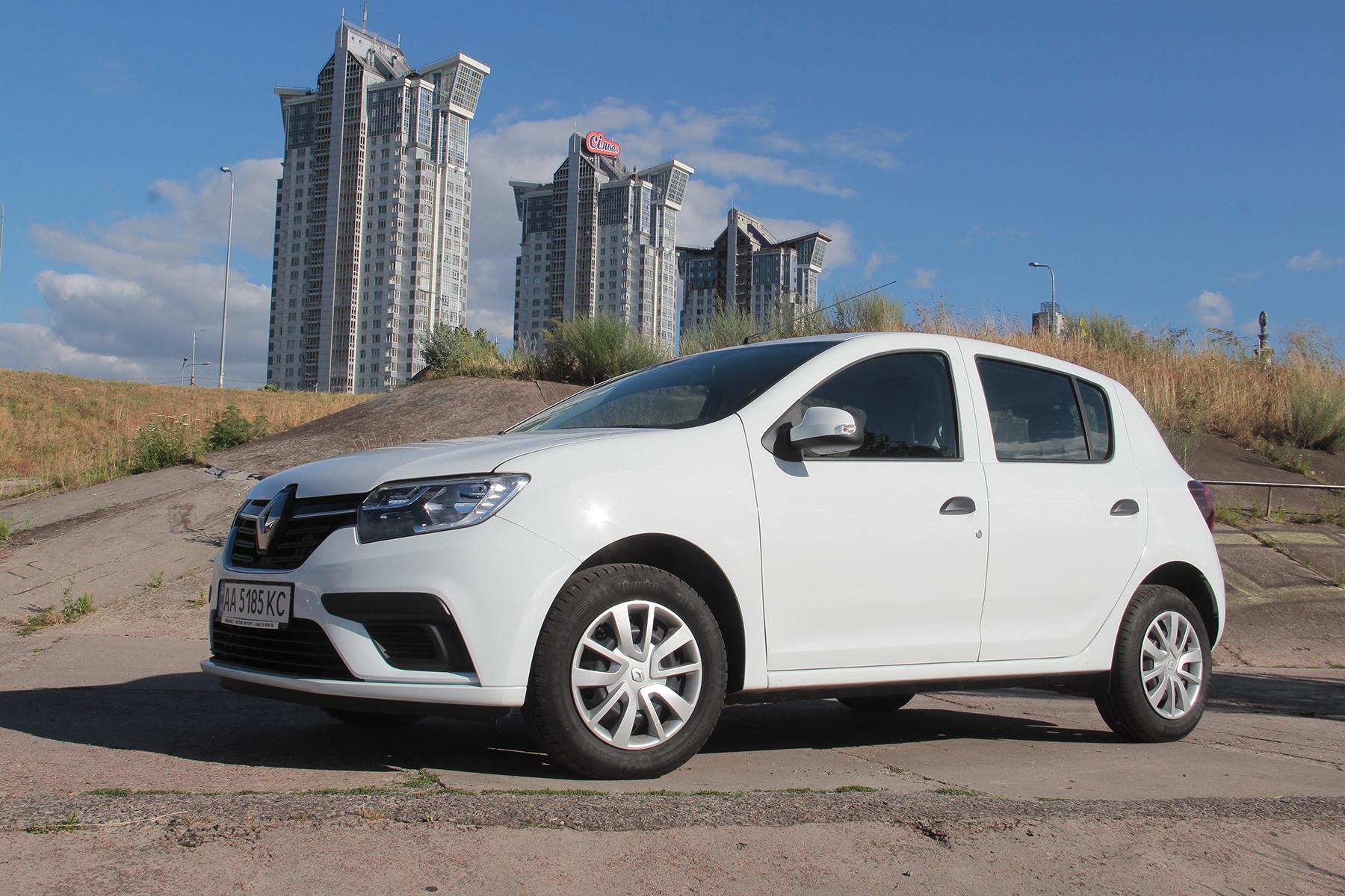 Тест-драйв Renault Sandero c ГБО - насколько экономнее ездить на газе?