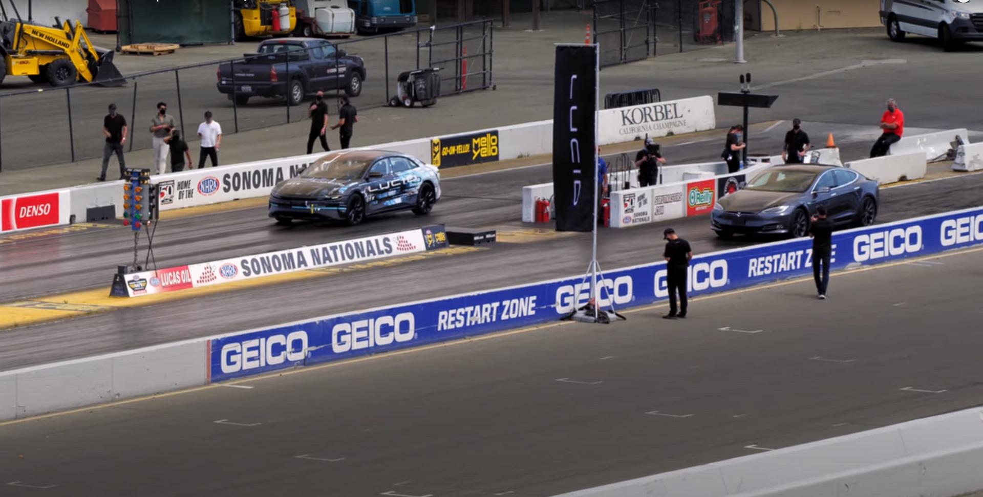 Главный конкурент Tesla установил новый мировой рекорд (видео)