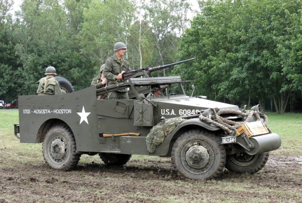М3А1 Scout Car