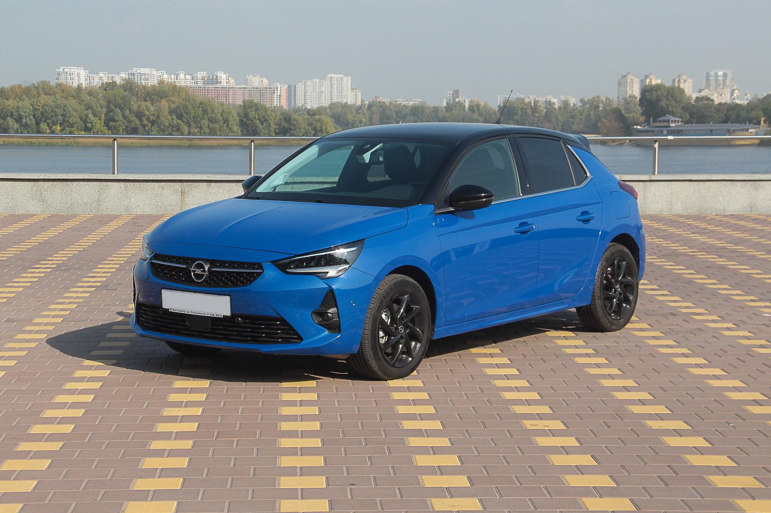 Тест-драйв Opel Corsa: блестящее возвращение (видео)