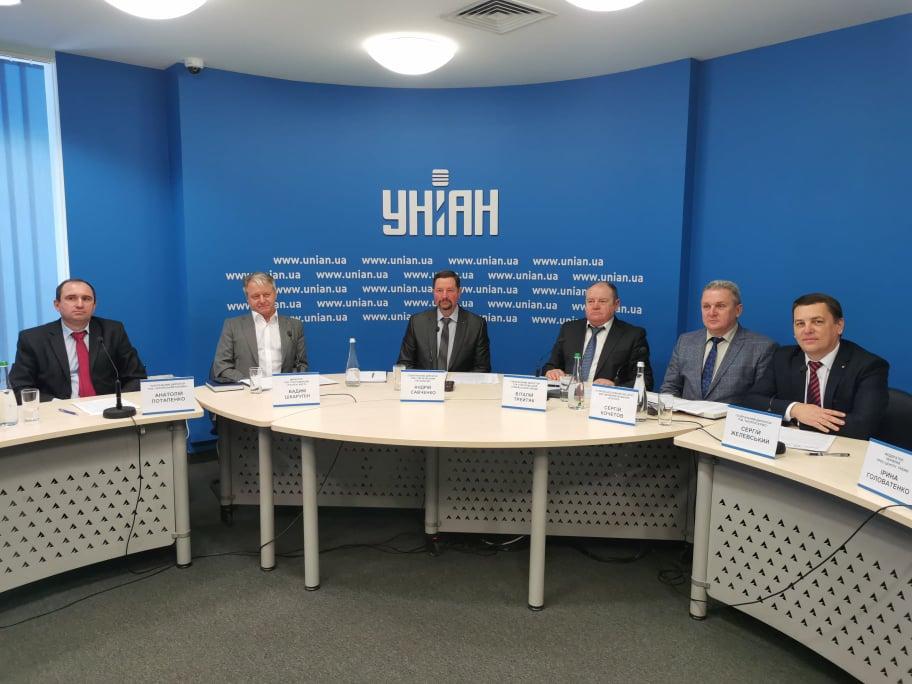 Пресс-конференция корпорации Эталон