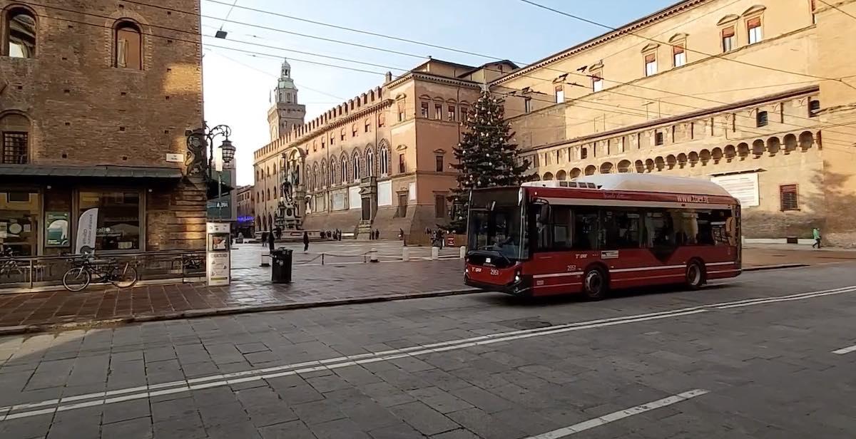 IVECO поставила первый электробус E-Way длиной 9,5 м