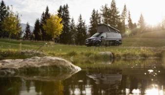 Любителям кемперов Mercedes-Benz подготовил ряд cюрпризов