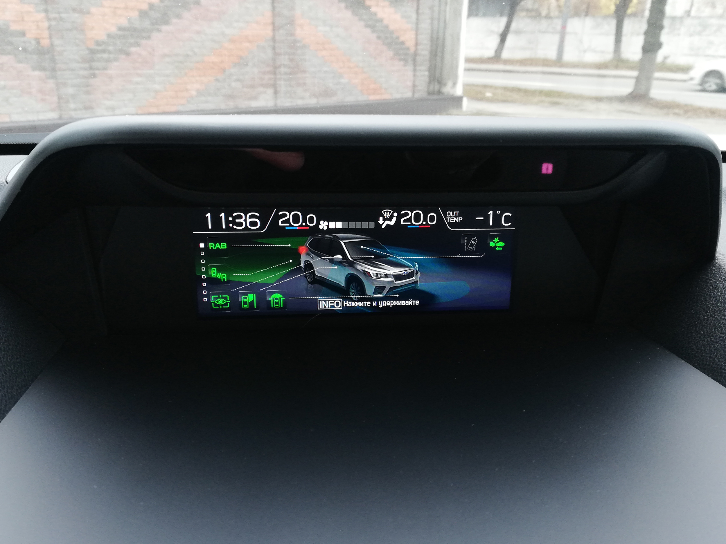 Driver Monitoring System