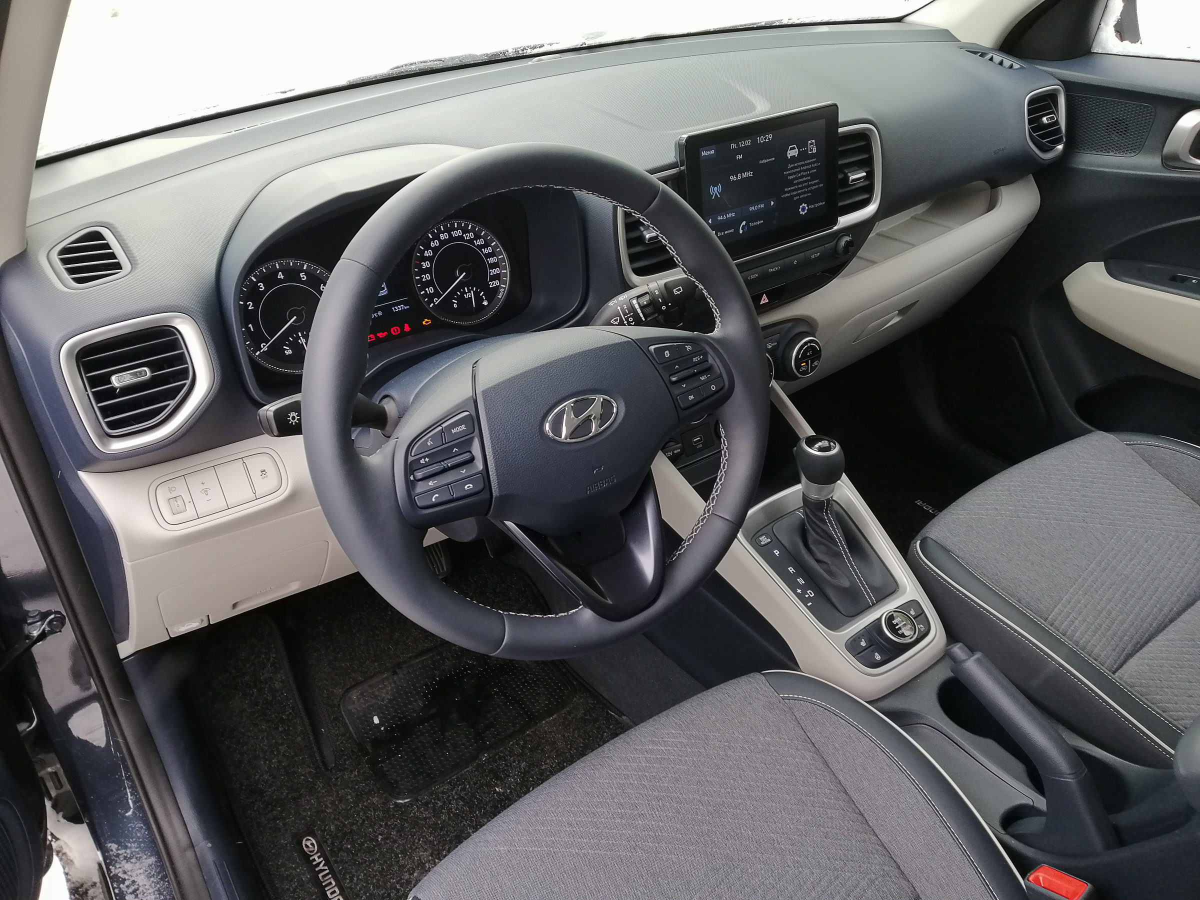 Тест-драйв Hyundai Venue: в субкомпактном классе появился серьезный игрок?