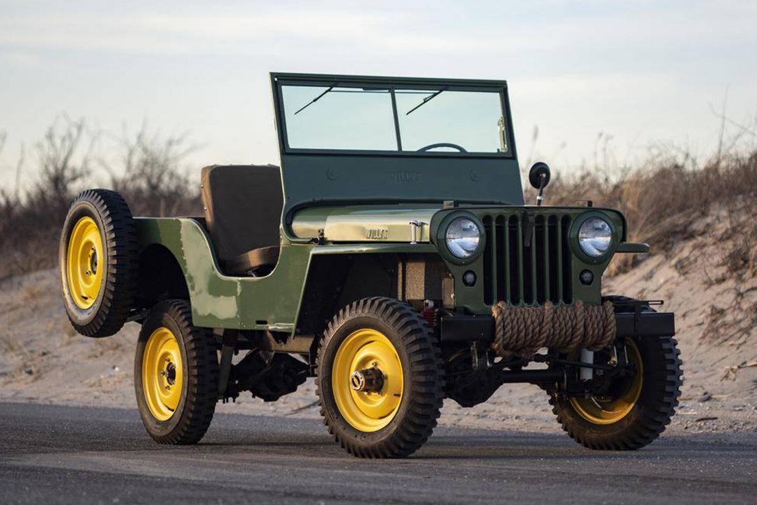 Willys CJ-2A