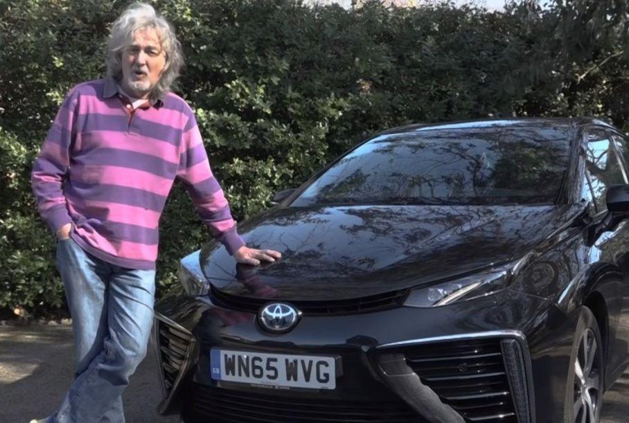 Джеймс Мэй продает самый необычный автомобиль в мире
