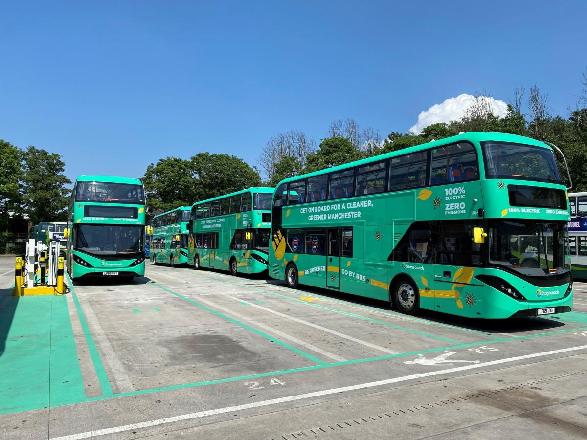Борис Джонсон анонсировал революцию в автобусных перевозках
