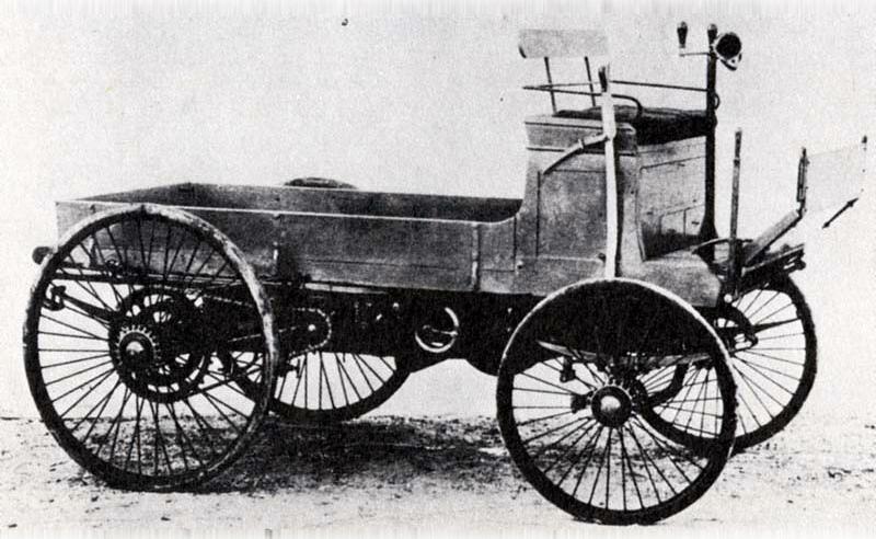 К 125-летию автомобилей Peugeot: эволюция коммерческих моделей