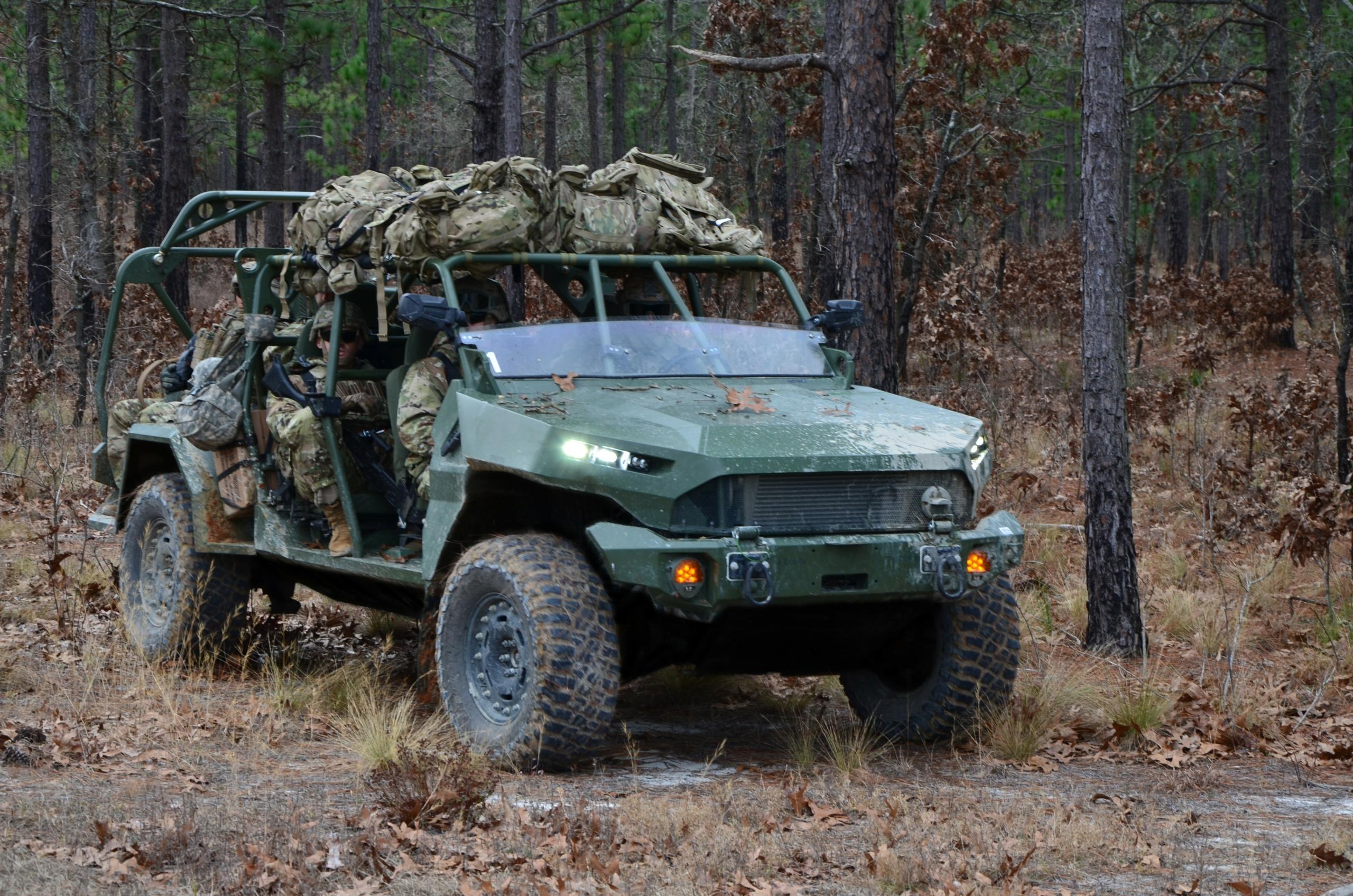 GM Defence класса JLTV