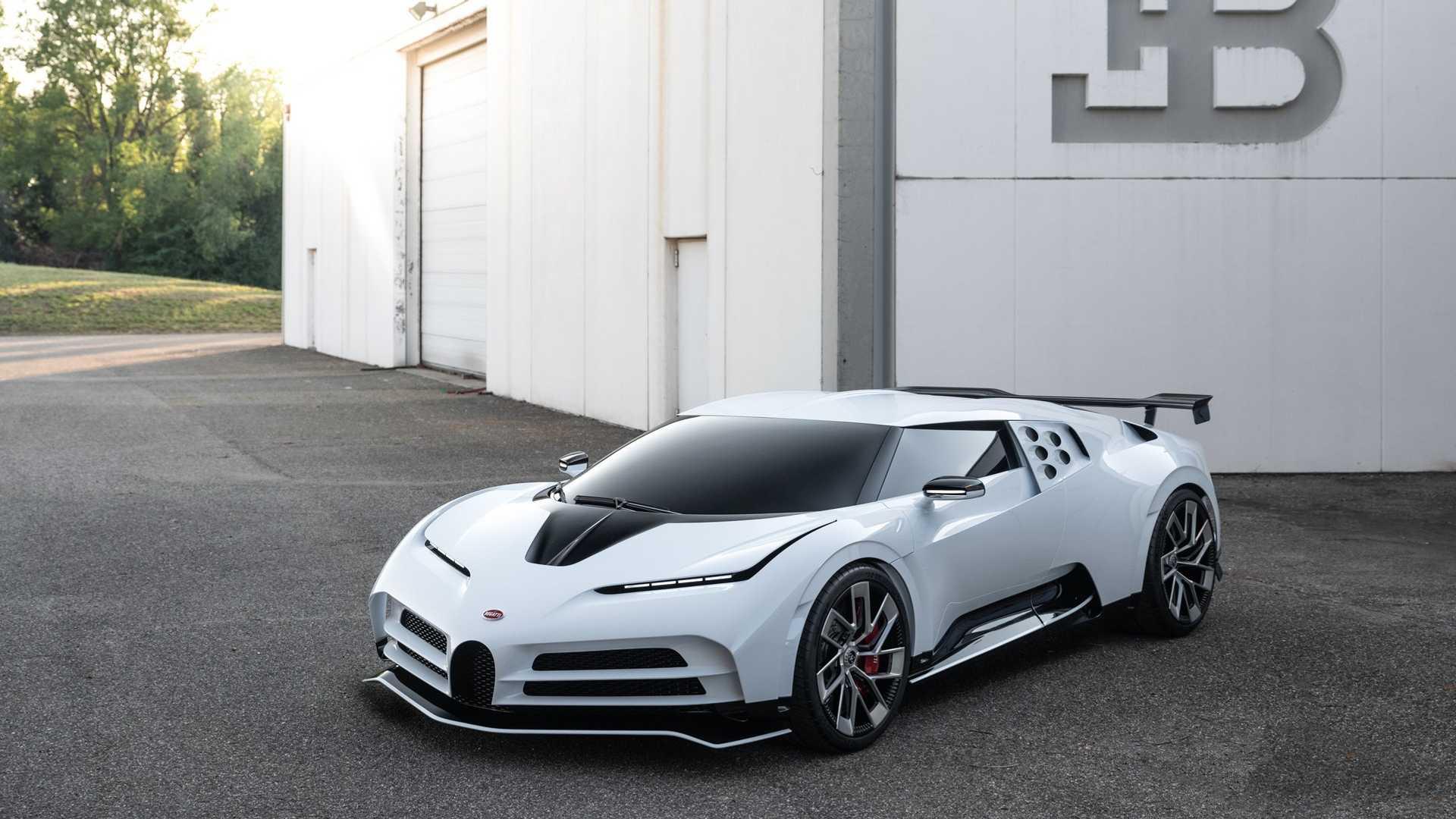 Фото: Bugatti