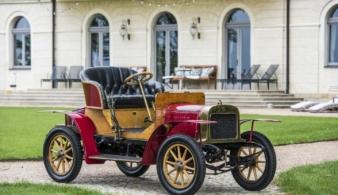 Какими были предки автомобилей Skoda