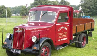 Как 75 лет назад возобновили выпуск грузовиков Opel Blitz