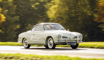 Как автомобили Volkswagen Beetle получили итальянский кузов