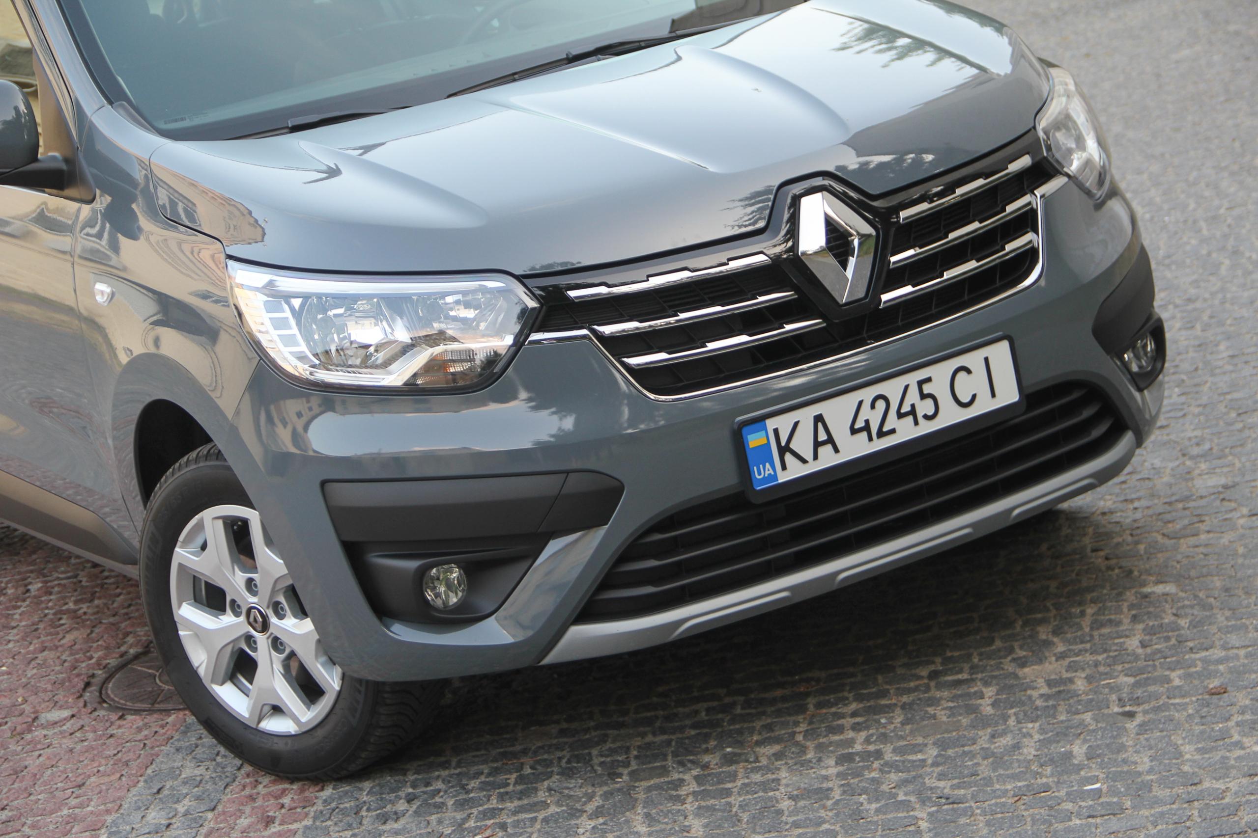 Renault Express 2021