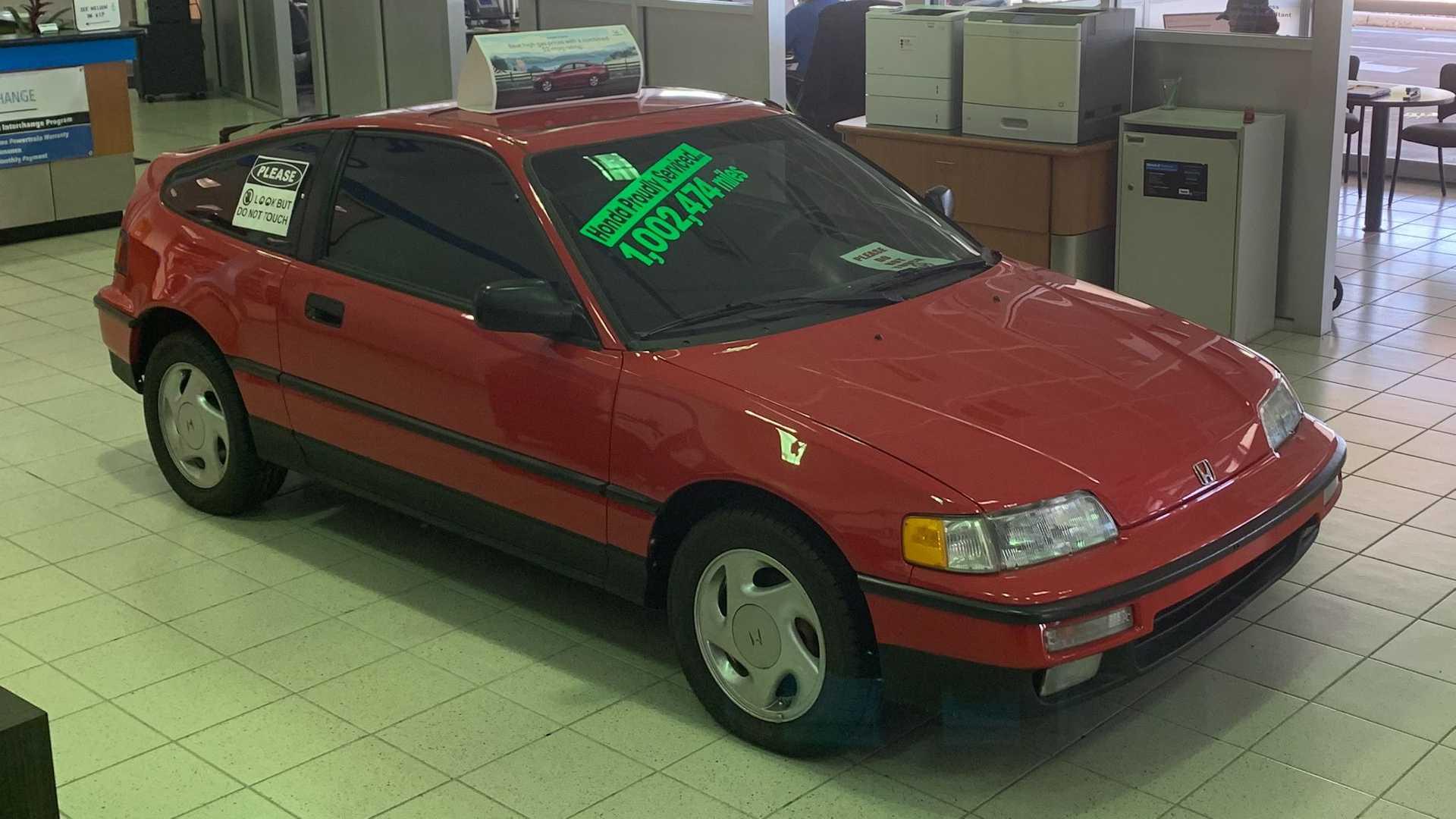 Ланос так не сможет: эта Honda проехала 1,6 млн километров с родным мотором