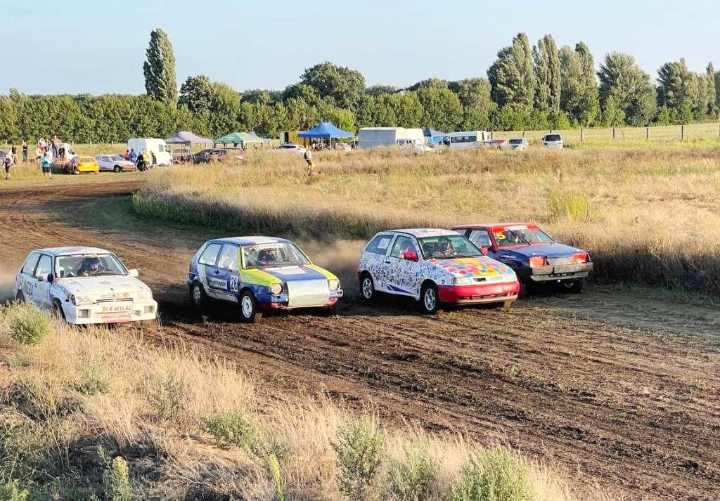 Трековые гонки Черкассы